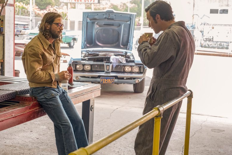 "THIS IS US -- ""Vietnam"" Episode 305 -- Pictured: (l-r) Michael Angarano as Nicky, Milo Ventimiglia as Jack Pearson -- (Photo by: Ron Batzdorff/NBC)"