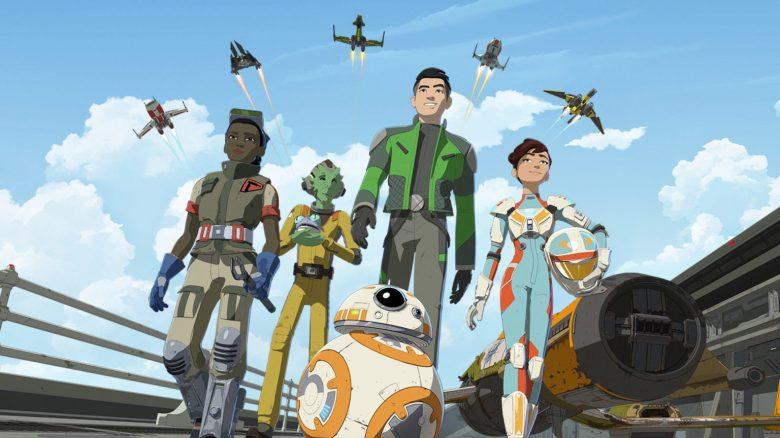 """Star Wars Resistance"""