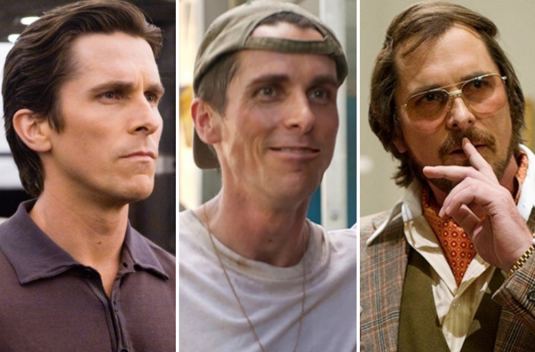 Christian Bale's History of Physical Transformations