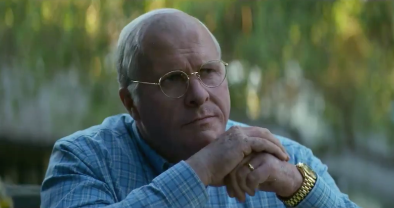 Vice' Trailer: Christian Bale and Amy Adams Take on the Cheneys