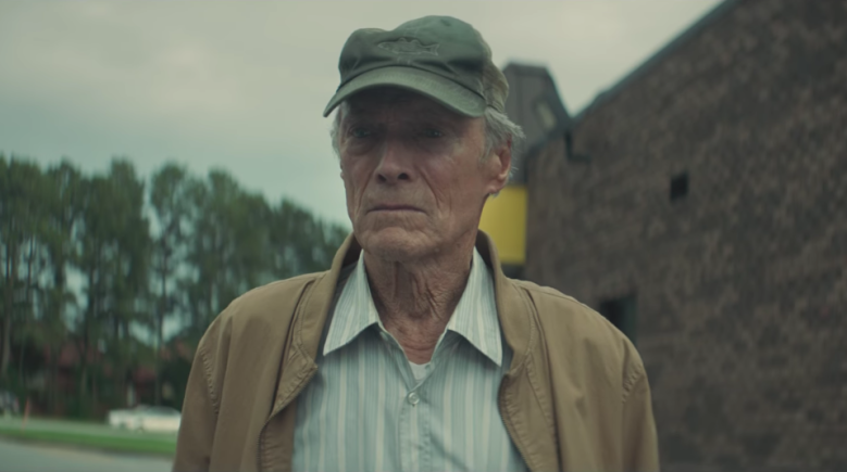 the mule first trailer clint eastwood enters the oscar race