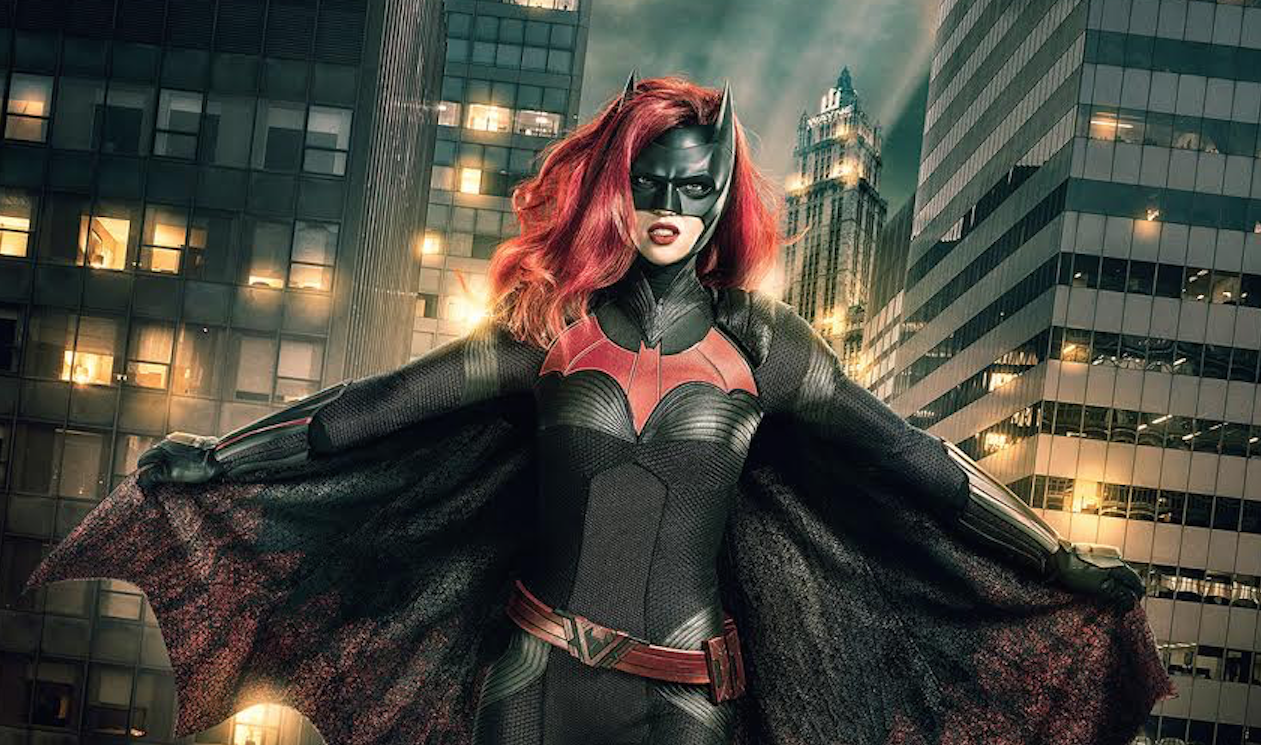 Batwoman Xxx batwoman' first look: ruby rose in costume | indiewire