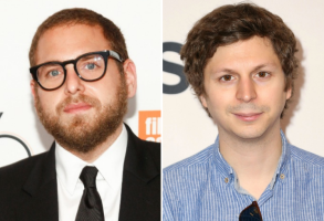 Jonah Hill and Michael Cera