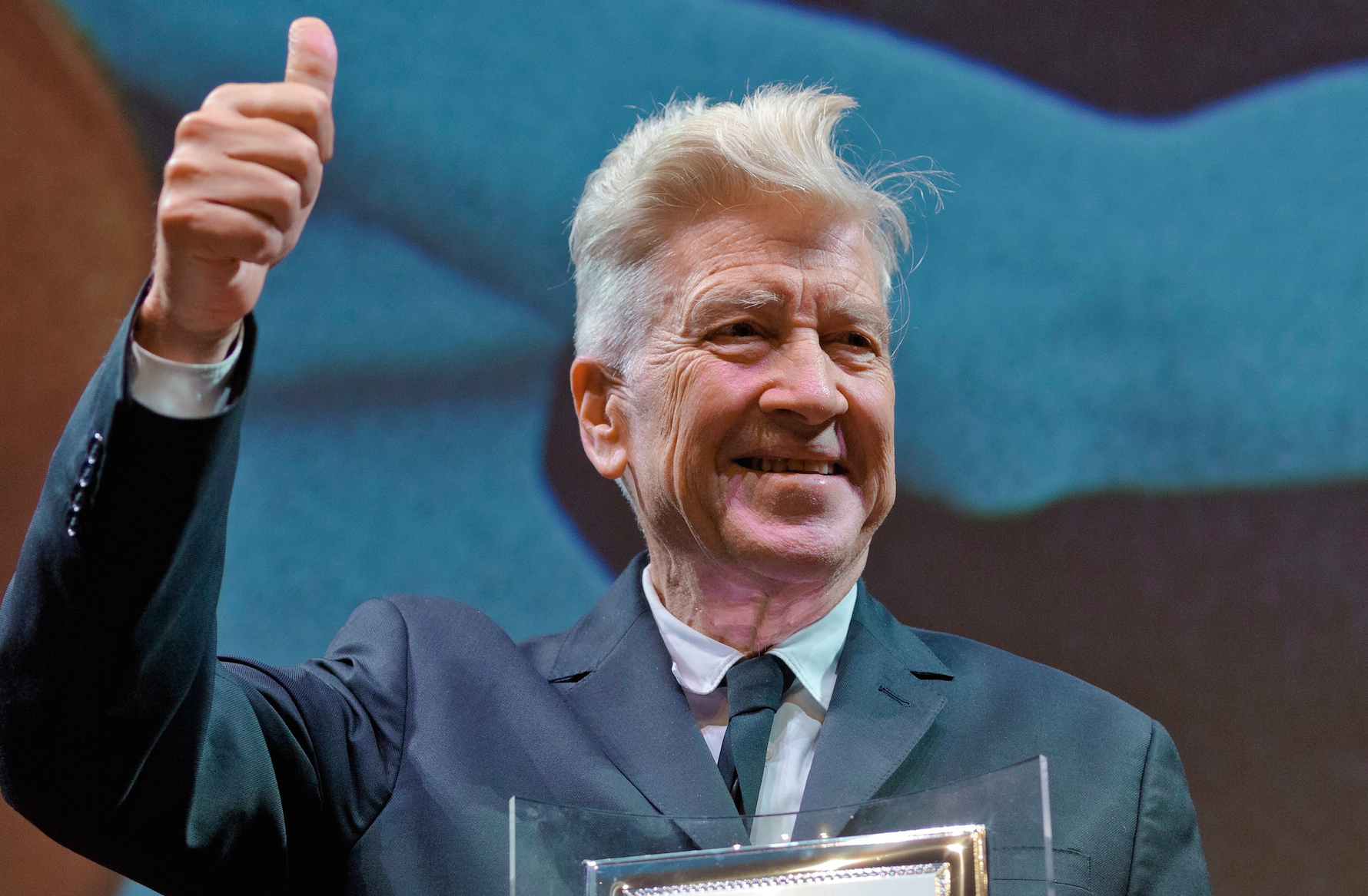 David Lynch Is Coming to Disney+ in April, So Get Your Children Ready