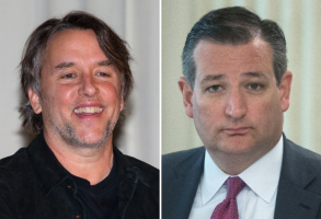Richard Linklater and Ted Cruz