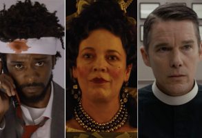 Gotham Award Nominees 2018