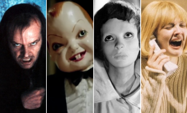 The 100 Best Horror Movies of