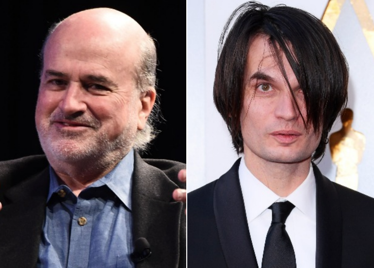 Terrence Malick and Jonny Greenwood