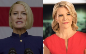 """House of Cards"" and Megyn Kelly"