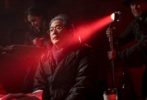 BTS, Director Park Chan-wook - The Little Drumer Girl _ Season 1, Episode 5 - Photo Credit: Jonathan Olley/AMC/Ink Factor