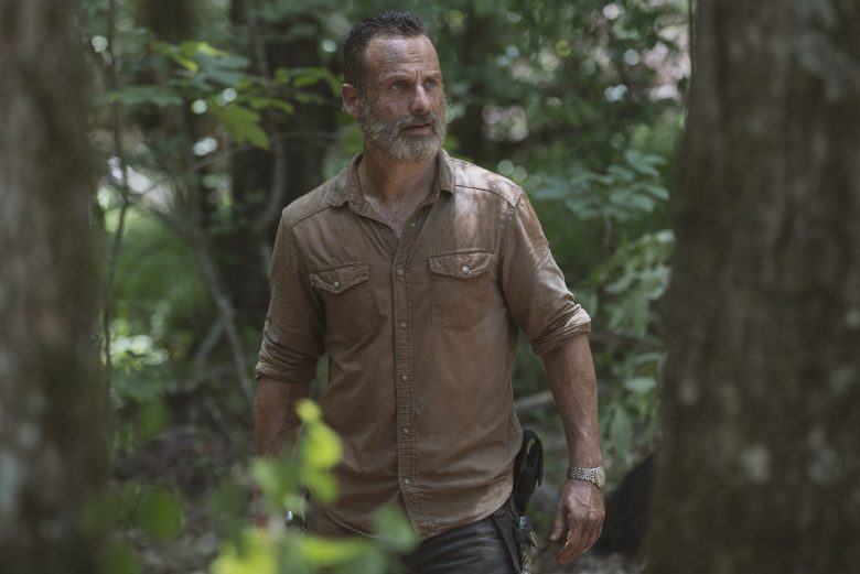 Andrew Lincoln as Rick Grimes- The Walking Dead _ Season 9, Episode 4 - Photo Credit: Gene Page/AMC