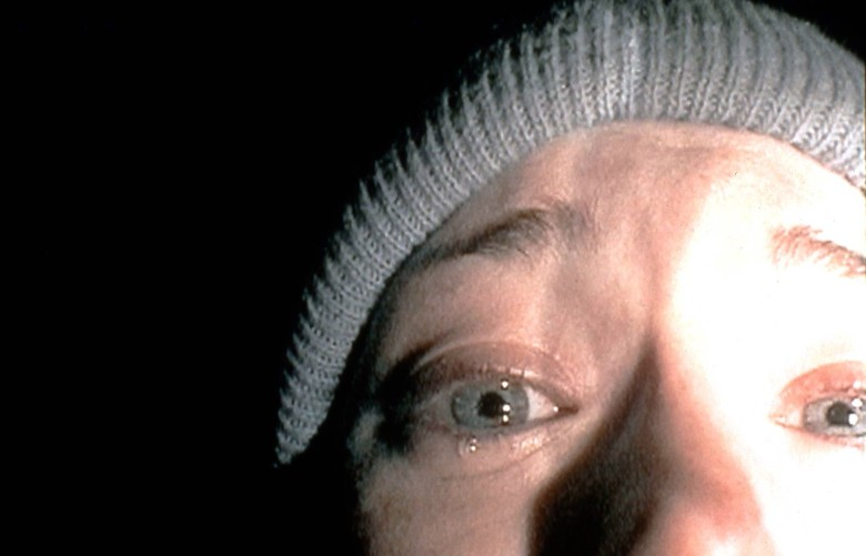 Editorial use only. No book cover usage.Mandatory Credit: Photo by Moviestore/REX/Shutterstock (8560198e) Heather Donahue The Blair Witch Project - 1999