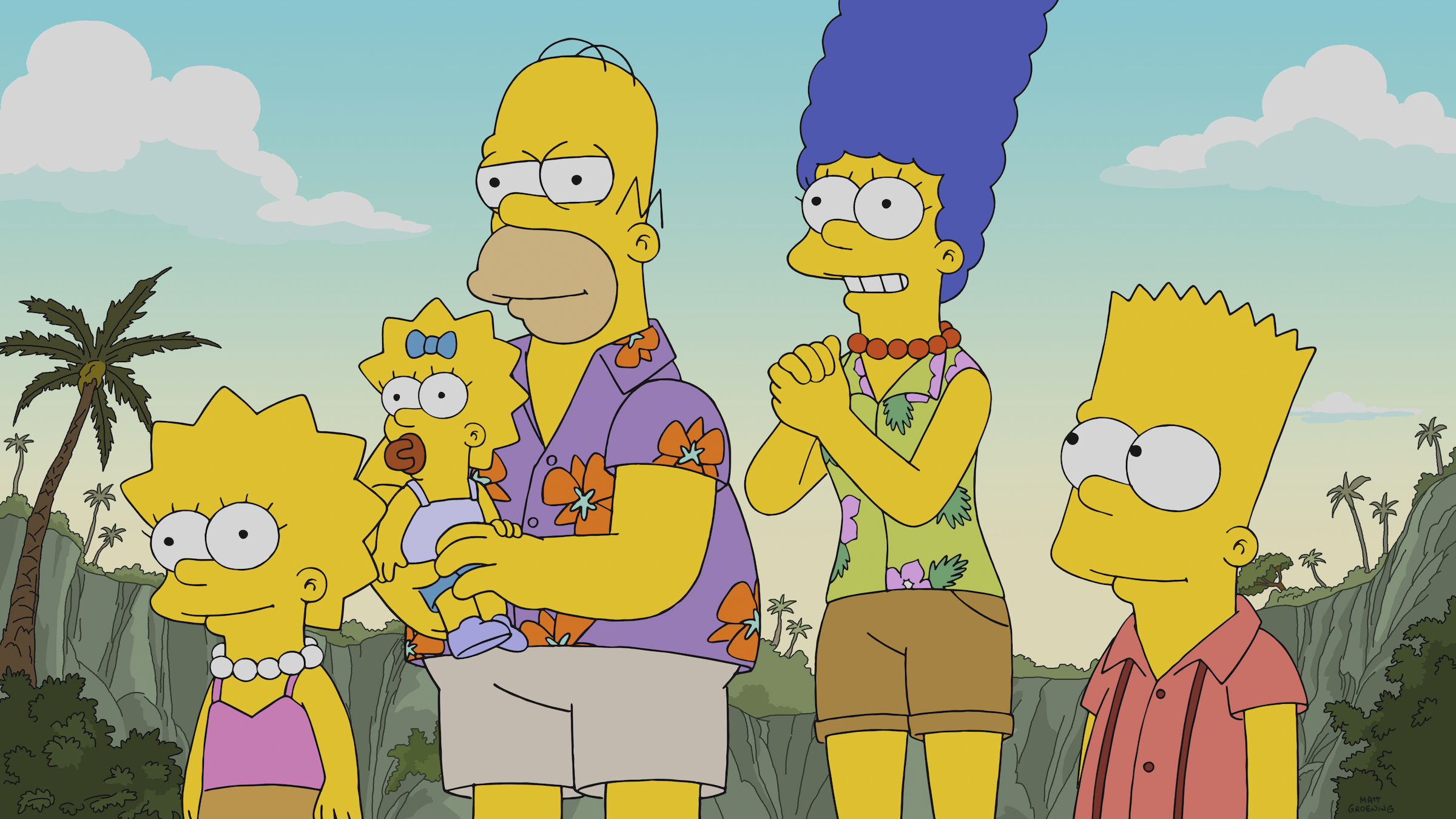the simpsons' treehouse of horror: watch 'jurassic world' parody