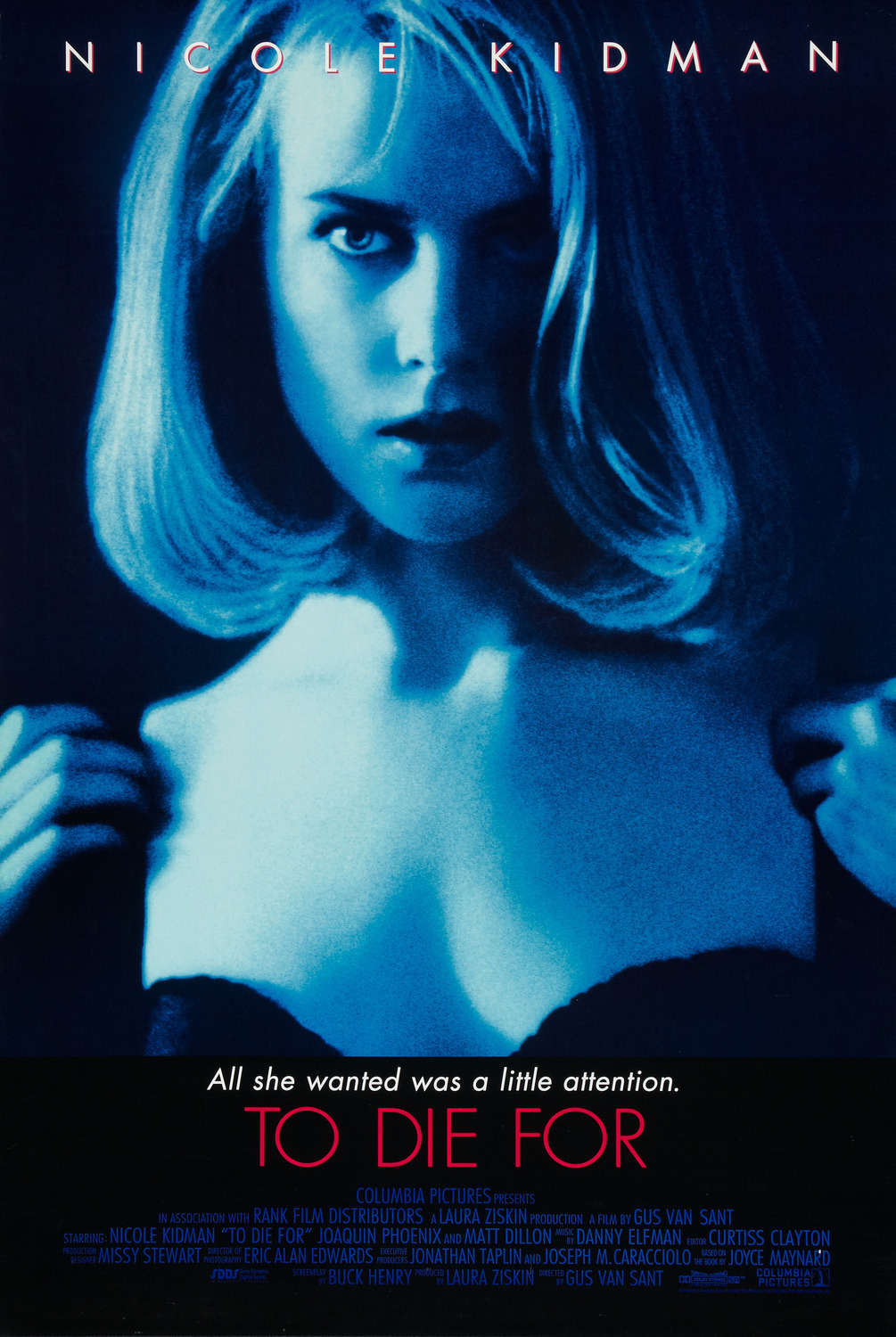 Nicole Kidman's Career in Posters, From 'Eyes Wide Shut' to 'Destroyer'