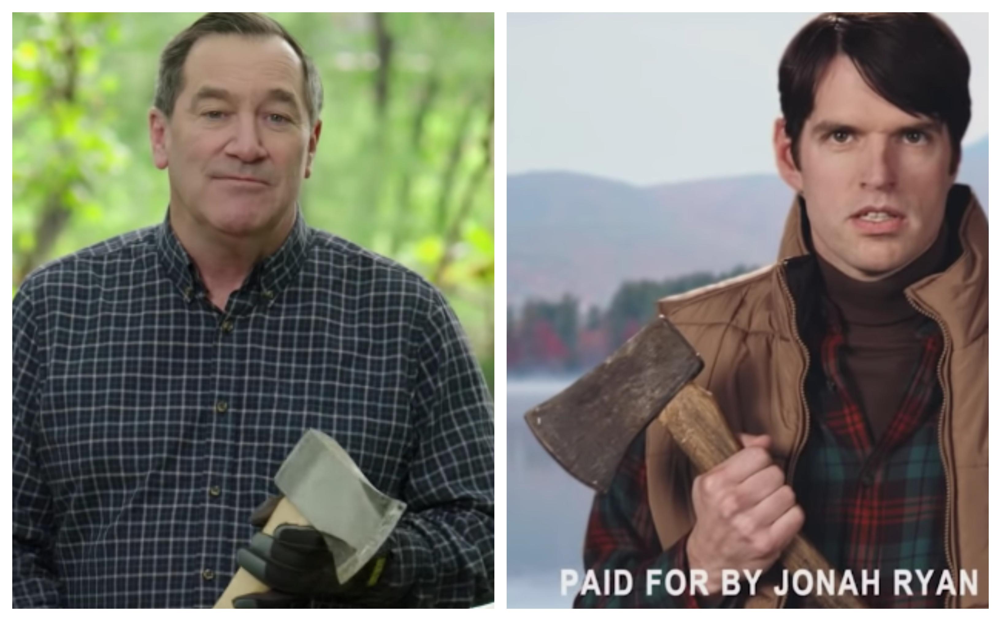 'Veep': An Indiana Democratic Senator Basically Recreated Jonah Ryan's Campaign Ad