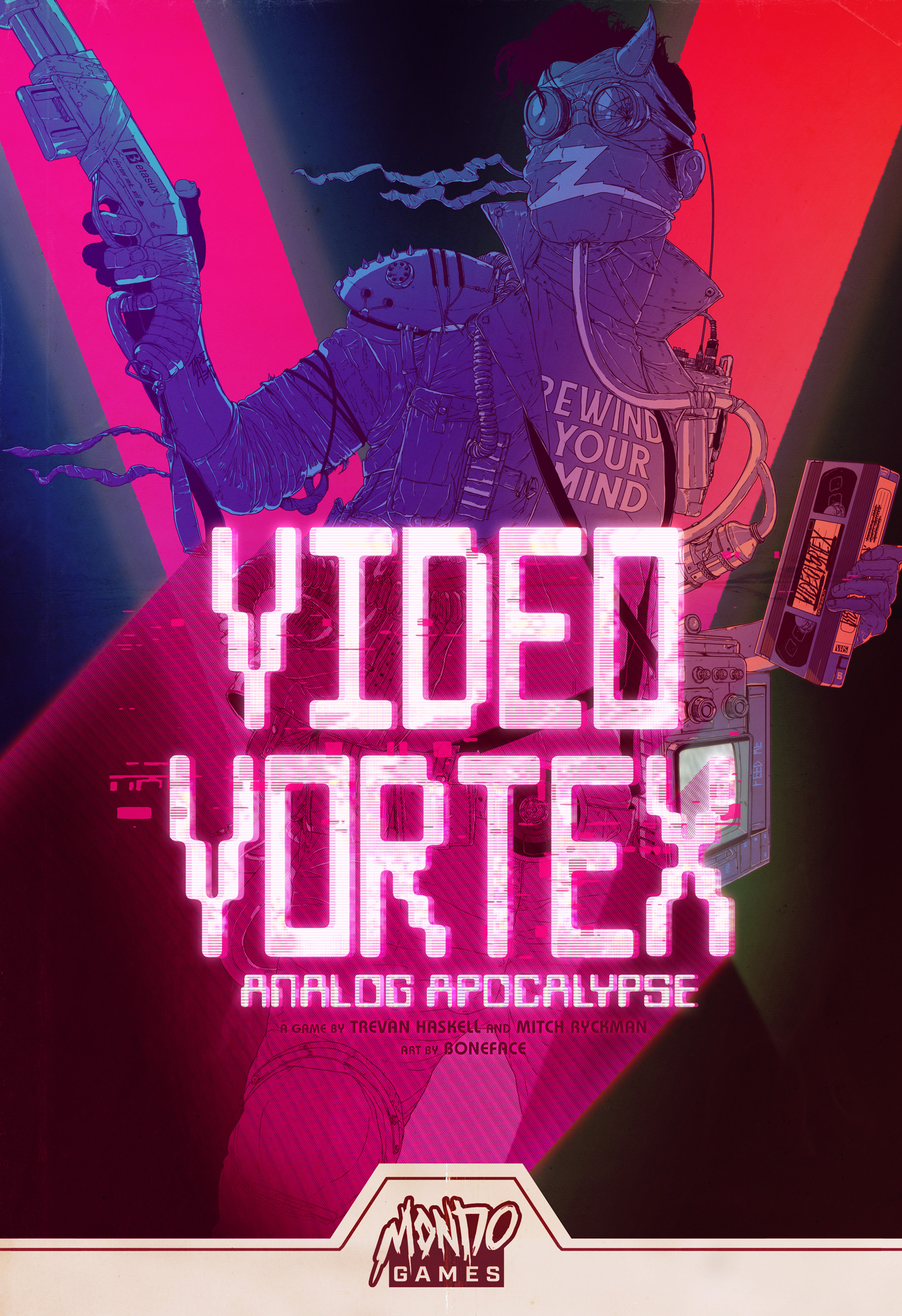 Video Vortex Analog Apocalypse game_box cover