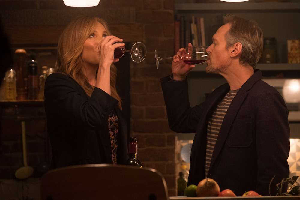 Wanderlust Netflix Season 1 Toni Collette Steven Mackintosh