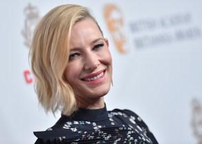 Cate BlanchettBritish Academy Britannia Awards, Los Angeles, USA - 26 Oct 2018