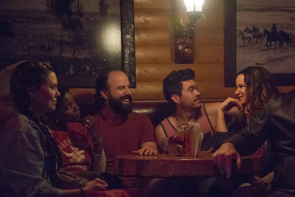 Camping HBO Cast Ione Skye, Janicza Bravo, Brett Gelman, Arturo Del Puerto, Juliette Lewis