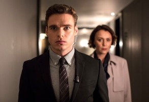 "Richard Madden and Keeley Hawes, ""Bodyguard"""
