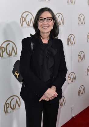 Donna Gigliotti arrives at the 28th Annual Producers Guild Awards at the Beverly Hilton, in Beverly Hills, Calif28th Annual Producers Guild Awards - Red Carpet, Beverly Hills, USA - 28 Jan 2017