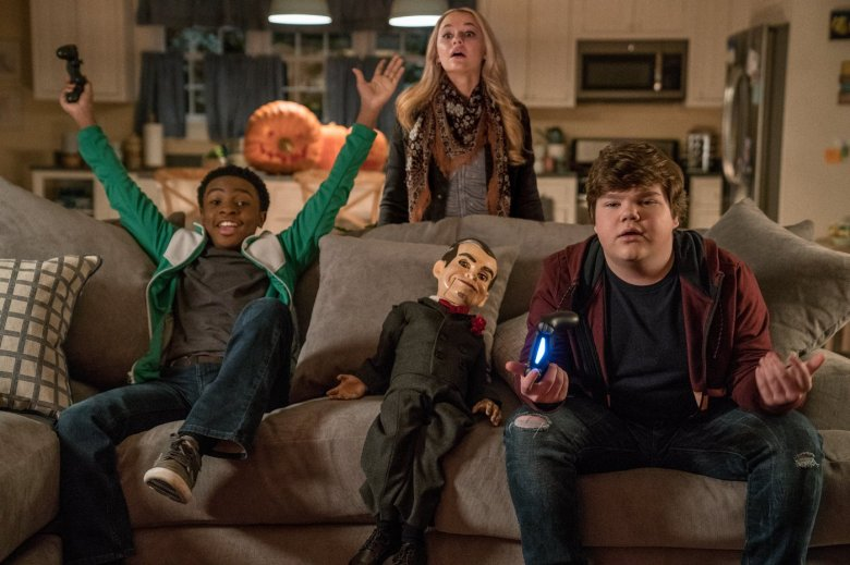 Goosebumps 2 Haunted Halloween Review Family Friendly