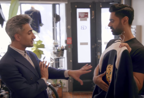hasan minhaj tan france patriot act queer eye