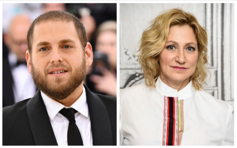 Jonah Hill And His Favorite Actress Edie Falco In Conversation