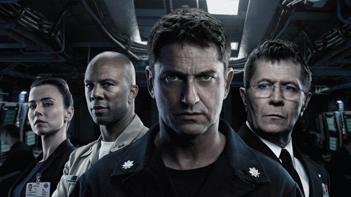 Hunter Killer Review: This Gerard Butler Submarine Thriller Sinks |  IndieWire