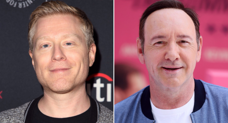 Lupita Nyong'o Inspired Anthony Rapp to Speak Out About Kevin Spacey