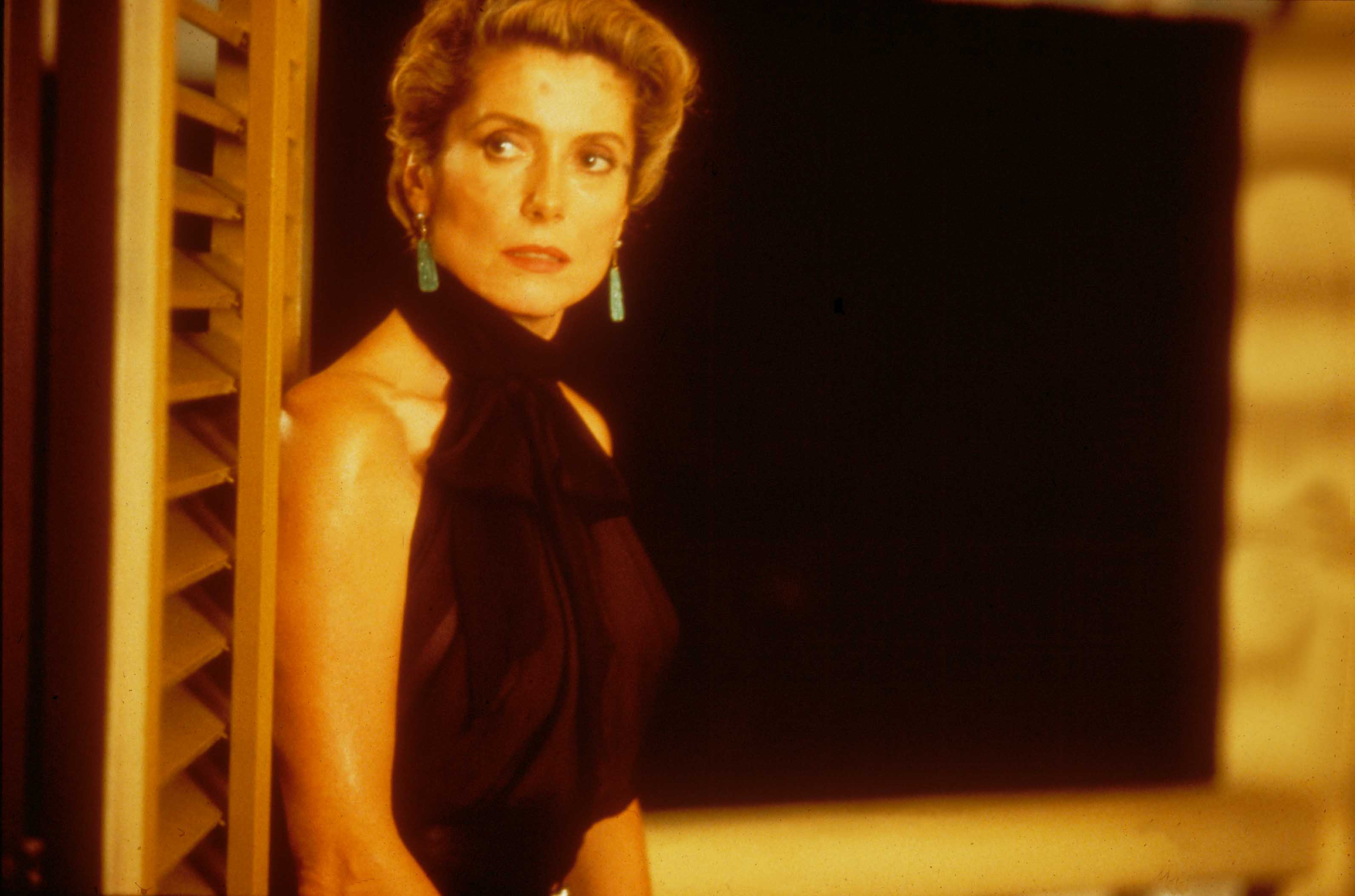 Editorial use only. No book cover usage.Mandatory Credit: Photo by Moviestore/REX/Shutterstock (1576499a) Indochine, Catherine Deneuve Film and Television