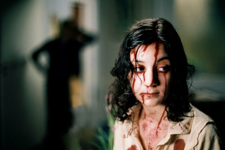 "Lina Leandersson in ""Let The Right One In"""