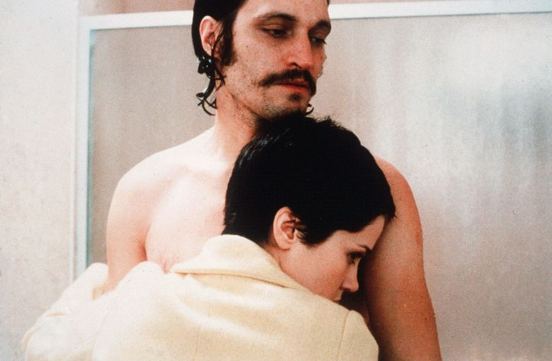 "Vincent Gallo in ""Trouble Every Day"""