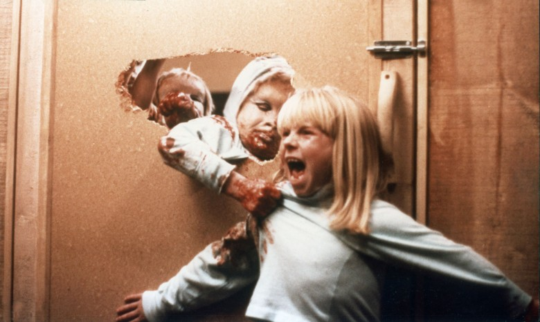 Editorial use only. No book cover usage.Mandatory Credit: Photo by New World/Kobal/REX/Shutterstock (5876874f) Cindy Hinds The Brood - 1979 Director: David Cronenberg New World USA Scene Still Horror Chromosome 3
