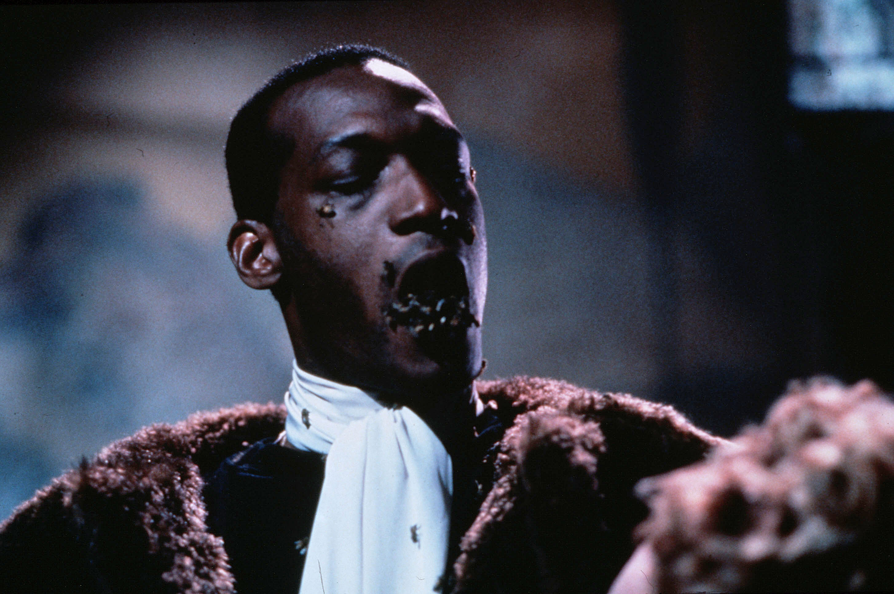 Editorial use only. No book cover usage.Mandatory Credit: Photo by Polygram/Kobal/REX/Shutterstock (5878137f)Tony ToddCandyman - 1992Director: Bernard RosePolygramUSAScene Still