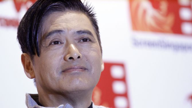 Chow Yun-fat Lives On Almost Nothing and Will Donate Entire Fortune