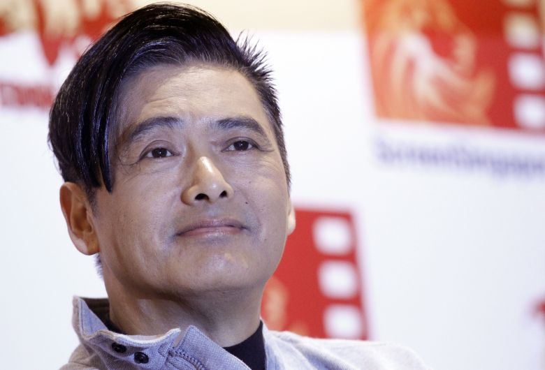 Chinese Actor Chow Yun Fat Listens to a Question During a Press Conference For the Movie 'The Last Tycoon' at Screen Singapore in Singapore 04 December 2012 Singapore SingaporeSingapore Cinema - Dec 2012