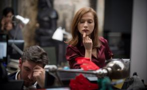 Editorial use only. No book cover usage.Mandatory Credit: Photo by SBS Prods./Kobal/REX/Shutterstock (7764817f)Isabelle Huppert'Elle' Film - 2016