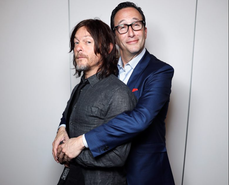 Norman Reedus and Charlie CollierVariety Entertainment Summit CES, Las Vegas, USA - 10 Jan 2018