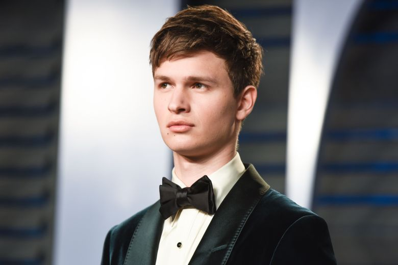 Ansel ElgortVanity Fair Oscar Party, Arrivals, Los Angeles, USA - 04 Mar 2018
