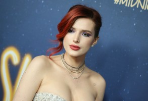 Bella Thorne'Midnight Sun' film premiere, Arrivals, Los Angeles, USA - 15 Mar 2018