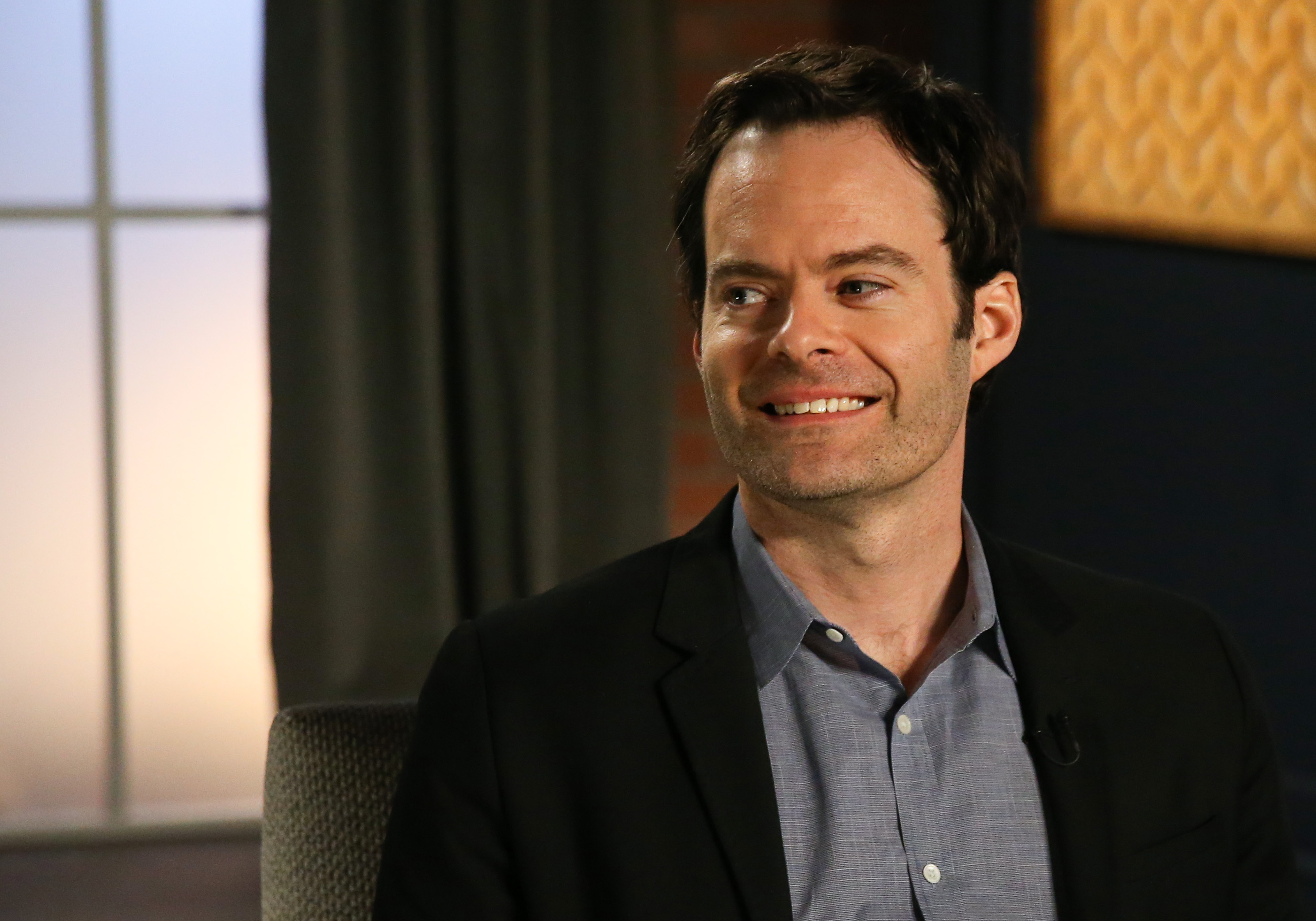 Bill Hader Admits 'Barry' Can Be Draining, as the Emmy Winner Plots a 'More Intense' Season 2 — IndieWire Honors