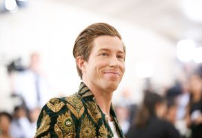 Shaun WhiteThe Metropolitan Museum of Art's Costume Institute Benefit celebrating the opening of Heavenly Bodies: Fashion and the Catholic Imagination, Arrivals, New York, USA - 07 May 2018