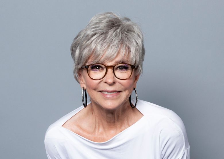 "Rita Moreno, cast member of the Netflix series ""One Day at a Time"" poses for a photo during the Netflix portrait session at Television Critics Association Summer Press Tour at The Beverly Hilton hotel, in Beverly Hills, Calif2018 Summer TCA - Netflix Portrait Session, Beverly Hills, USA - 29 Jul 2018"