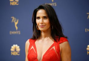 Padma Lakshmi70th Primetime Emmy Awards - Arrivals, Los Angeles, USA - 17 Sep 2018