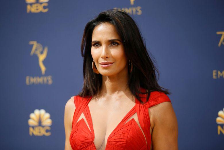 Padma Lakshmi70th Primetime Emmy Awards - Arrivals, Los Angeles, USA - 17 Sep 2018