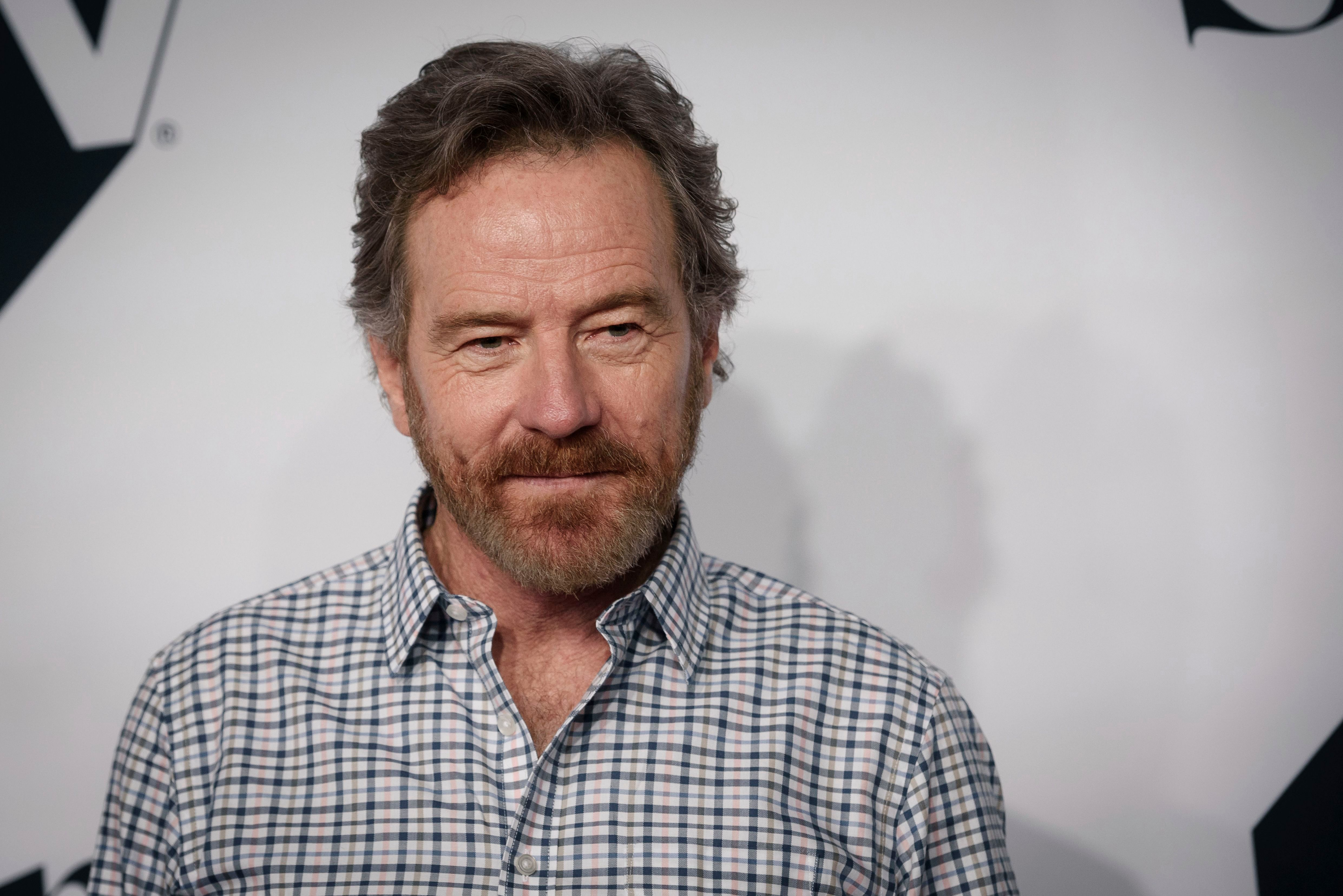 Bryan Cranston Shares His Two Rules for Starring in a Superhero Blockbuster
