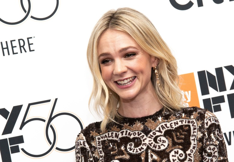 Carey Mulligan'Wildlife' premiere, New York Film Festival, USA - 30 Sep 2018