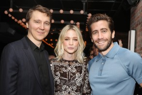 "Paul Dano, Carey Mulligan and Jake GyllenhaalNew York Film Festival Premiere Afterparty of ""Wildlife"" with Casa Noble Tequila, USA - 30 Sep 2018"