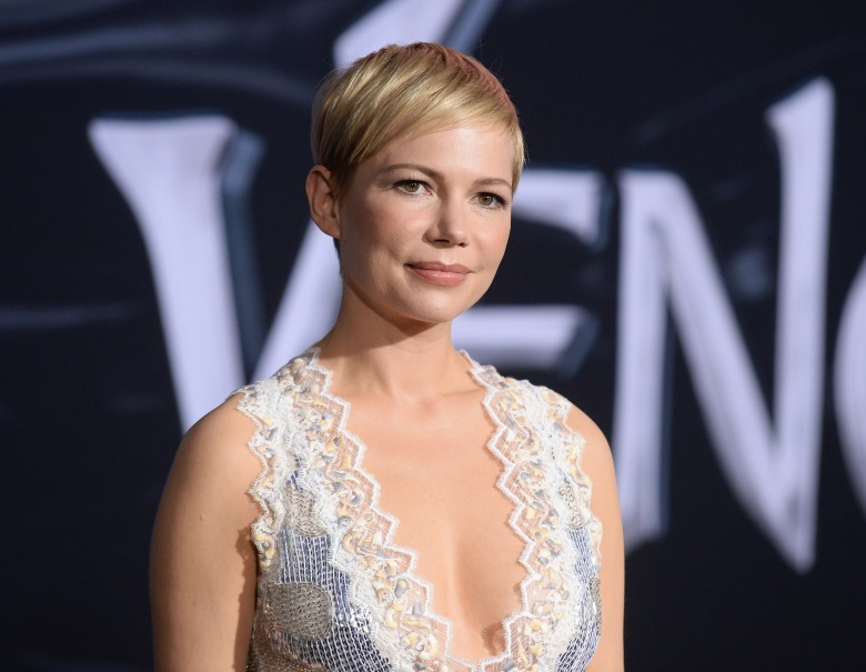 Michelle Williams'Venom' flm premiere, Arrivals, Los Angeles, USA - 01 Oct 2018Venom - Los Angeles Premiere